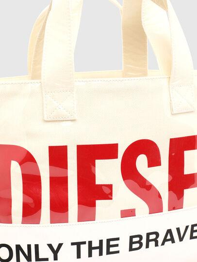 Diesel - ASTI, Weiß - Shopper und Schultertaschen - Image 7