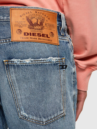 Diesel - D-Kras 09A24, Mittelblau - Jeans - Image 2