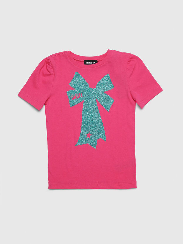 TASHAB-R, Rosa - T-Shirts und Tops