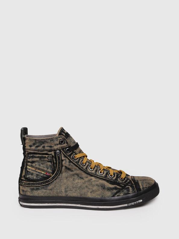 EXPOSURE STRIPE, Gelb - Sneakers