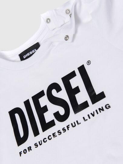 Diesel - TRASSYB, Weiß - T-Shirts und Tops - Image 3