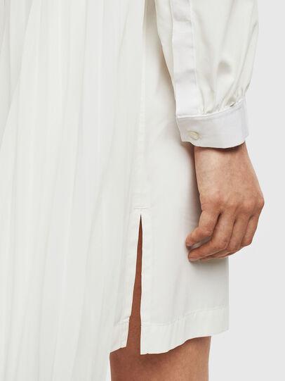 Diesel - D-TEAR, Weiß - Kleider - Image 6