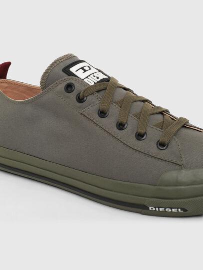 Diesel - S-ASTICO LOW CUT, Dunkelgrau - Sneakers - Image 4