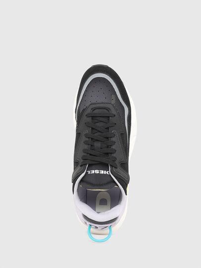 Diesel - S-SERENDIPITY SM W, Schwarz/Violett - Sneakers - Image 6