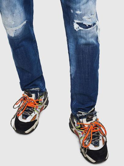 Diesel - Narrot JoggJeans 0099S, Dunkelblau - Jeans - Image 4
