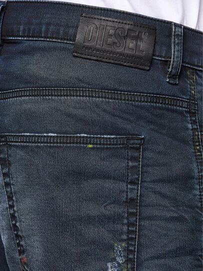 Diesel - D-Vider JoggJeans 069QH, Dunkelblau - Jeans - Image 4