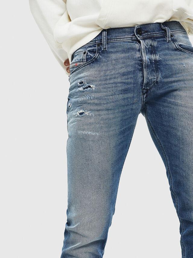 Diesel - Tepphar 0090L, Mittelblau - Jeans - Image 3