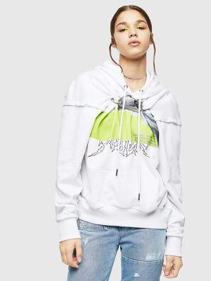 F-ALBYHOOK,  - Sweatshirts