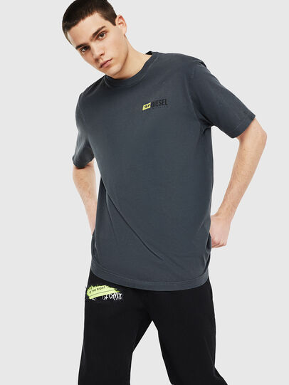 Diesel - DXF-T-JUST,  - T-Shirts - Image 1