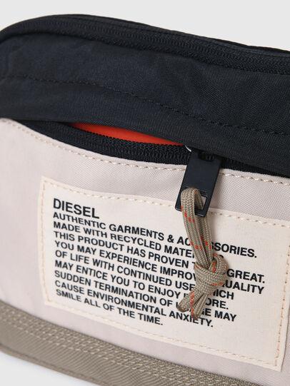 Diesel - DRESSLEK, Weiss/Orange - Schultertaschen - Image 5
