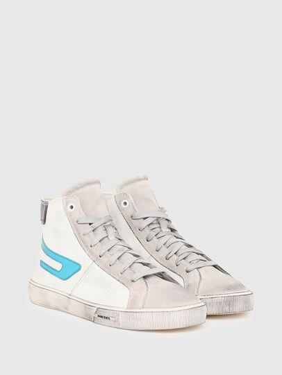 Diesel - S-MYDORI ML W, Weiss/Blau - Sneakers - Image 2