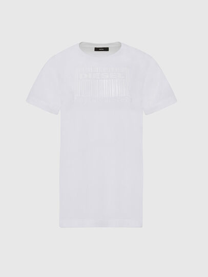 Diesel - T-DARIA-E2, Weiß - T-Shirts - Image 1