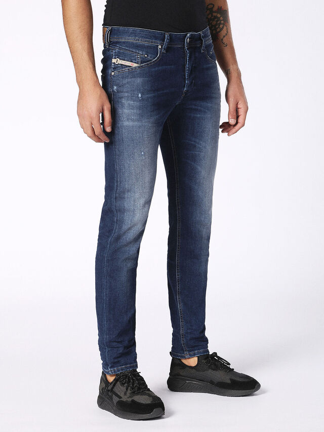 BELTHER 0688A, Jeansblau
