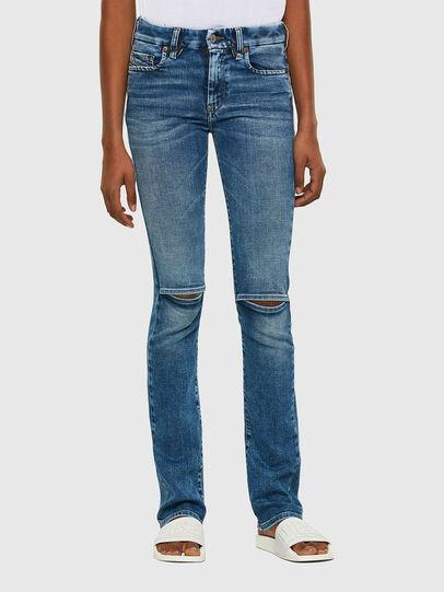 Diesel - Slandy-B 009PT, Hellblau - Jeans - Image 1