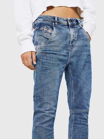 Diesel - Fayza JoggJeans 0870K, Hellblau - Jeans - Image 3
