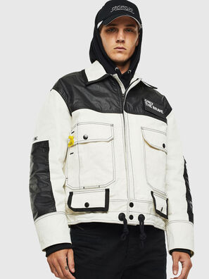 J-KENDY, Weiß/Schwarz - Jacken