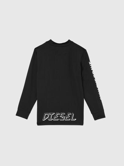 Diesel - TAPRESBR-SKI, Schwarz - T-Shirts und Tops - Image 2