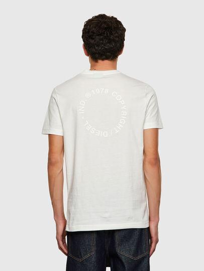 Diesel - T-DIEGOS-A4, Weiß - T-Shirts - Image 2
