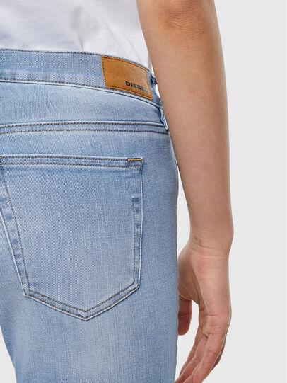 Diesel - D-Ebbey 0095D, Hellblau - Jeans - Image 5