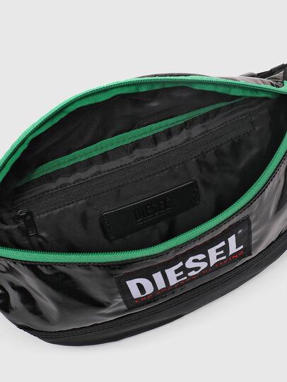 Diesel - LYAM PAT, Schwarz/Grün - Gürteltaschen - Image 4