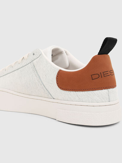 Diesel - S-CLEVER LOW LACE, Weiß/Braun - Sneakers - Image 4