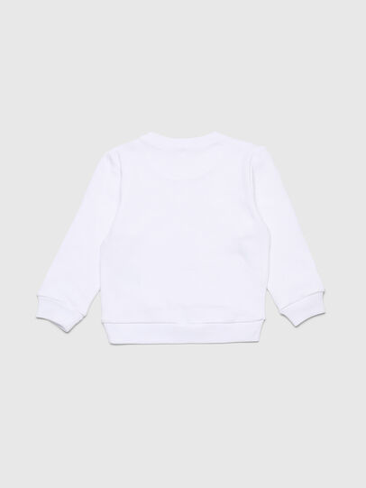 Diesel - SASHIAB-R, Weiß - Sweatshirts - Image 2