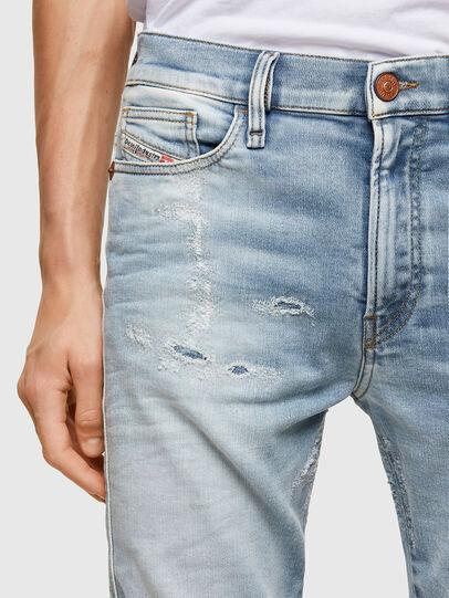 Diesel - D-Reeft JoggJeans® 069UC, Hellblau - Jeans - Image 3