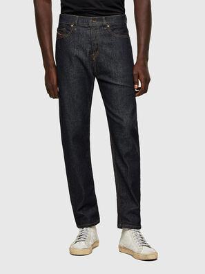 D-Vider 009HF, Dunkelblau - Jeans
