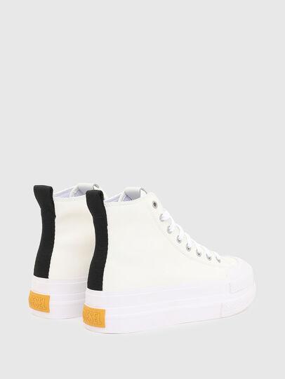 Diesel - S-JOMUA MC W, Weiß - Sneakers - Image 3