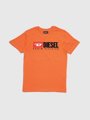 TJUSTDIVISION, Orange - T-Shirts und Tops