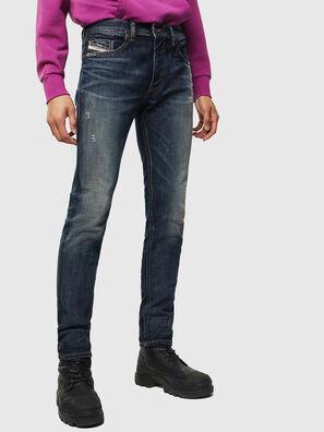 Thommer 0096U, Dunkelblau - Jeans