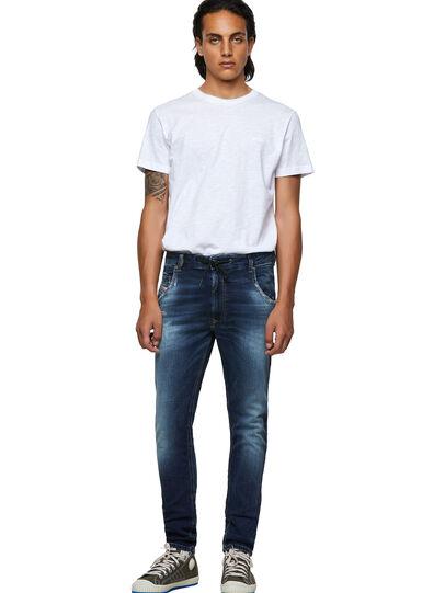 Diesel - Krooley JoggJeans® 069YF, Dunkelblau - Jeans - Image 5