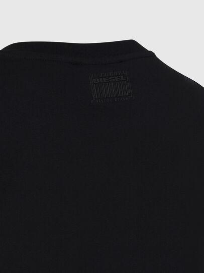 Diesel - T-DARIA-E31, Schwarz - T-Shirts - Image 3