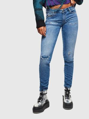 Gracey JoggJeans 069IH, Hellblau - Jeans