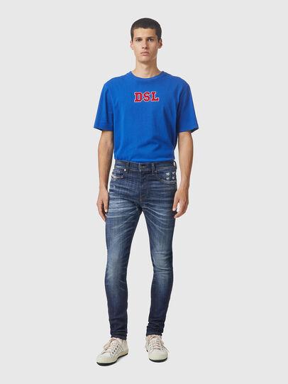 Diesel - D-Amny 09A85, Dunkelblau - Jeans - Image 5