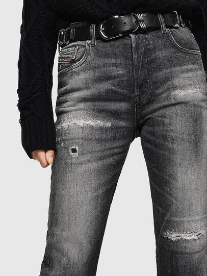 Diesel - Aryel 0095J, Schwarz/Dunkelgrau - Jeans - Image 3