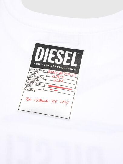Diesel - TJTITA, Weiß - T-Shirts und Tops - Image 3