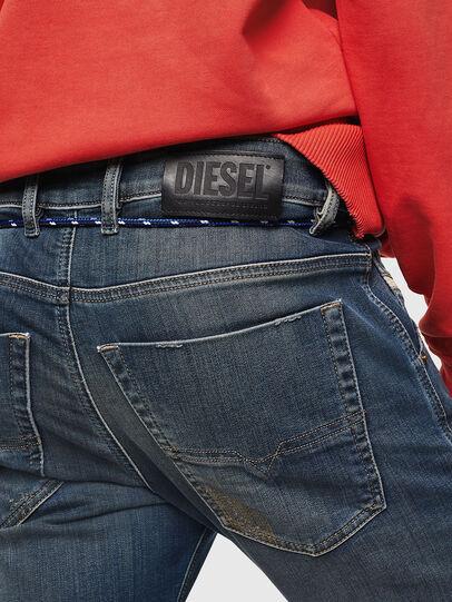 Diesel - Krooley JoggJeans 0870Z, Dunkelblau - Jeans - Image 4