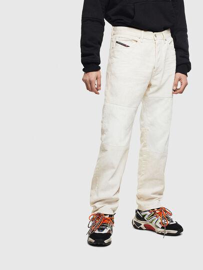 Diesel - D-Macs 009BA, Weiß - Jeans - Image 1