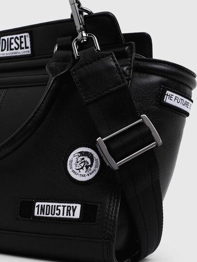 Diesel - LE-ZIPPER SATCHEL S,  - Shopper und Schultertaschen - Image 3