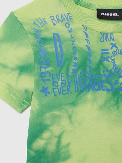 Diesel - TIMMYB-R, Grün - T-Shirts und Tops - Image 3