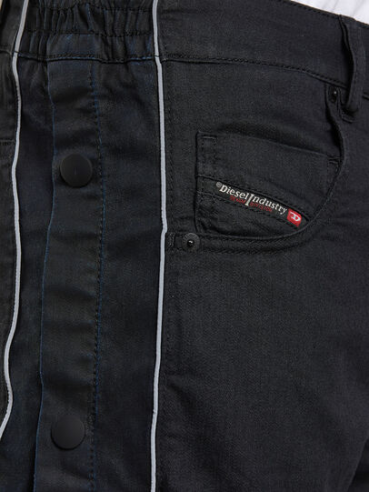 Diesel - Krooley JoggJeans 0KAYO, Schwarz/Dunkelgrau - Jeans - Image 3