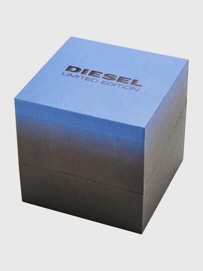 Diesel - DZ4553, Schwarz/Blau - Uhren - Image 5