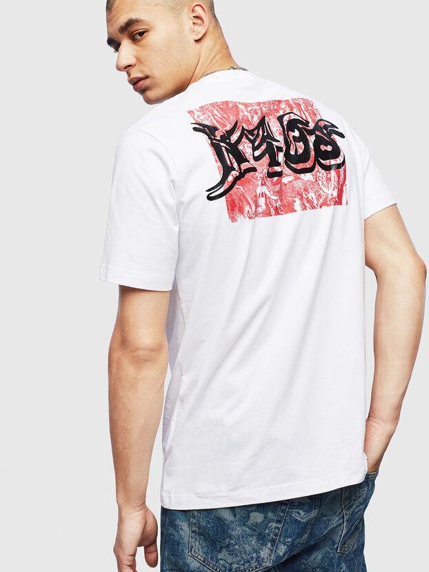 T-JUST-T31, Weiß - T-Shirts
