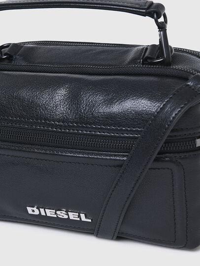 Diesel - FUTURAH PC, Schwarz - Schultertaschen - Image 5
