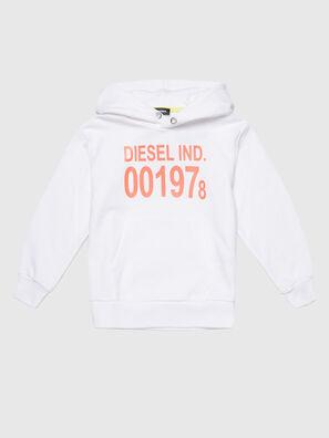 SGIRKHOOD OVER, Weiß - Sweatshirts