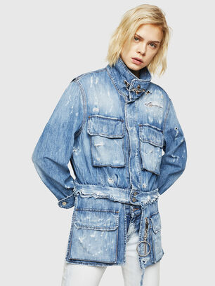 DE-MERYL,  - Denim jacken