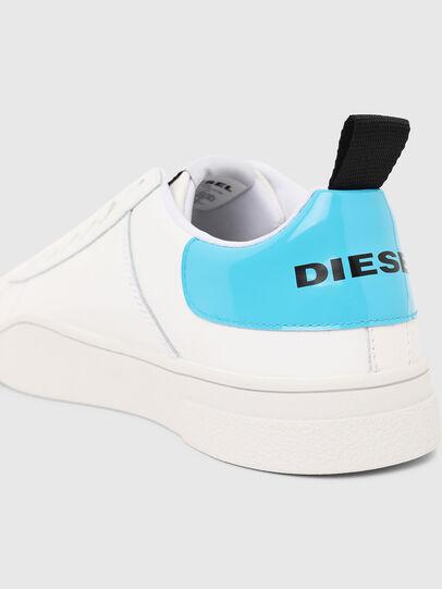 Diesel - S-CLEVER LOW LACE, Weiß/Blau - Sneakers - Image 5