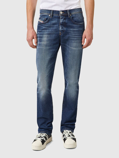 Diesel - D-Vocs 09A92, Mittelblau - Jeans - Image 1