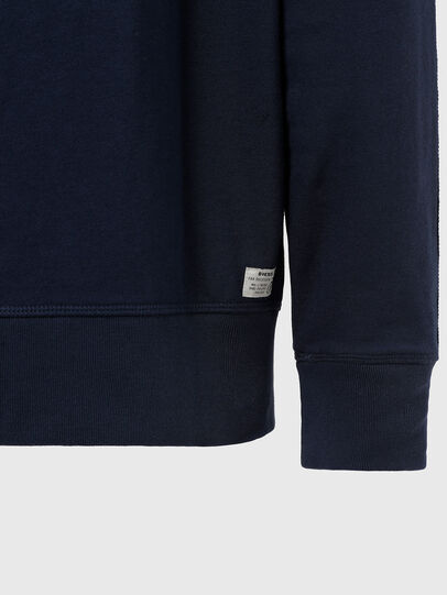 Diesel - UMLT-BRANDON-Z, Blau - Sweatshirts - Image 3